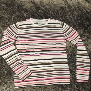 Banana Republic Factory Store Striped Shirt